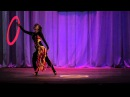 Blinova Christina, show belly dance, BELLYWOOD FESTIVAL 2015 by Aleana dance theater