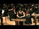 Parisa Rabii-Santur-اجرای سنتور درارکسترسمفونی- پریساربیع