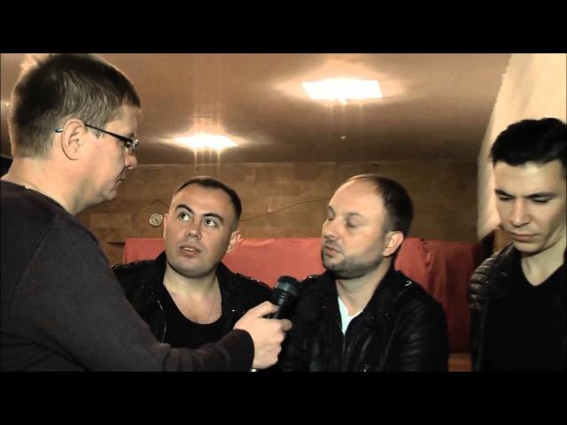 Трио Xtrim для Благо ТВ (29.11.2015 Бровары)