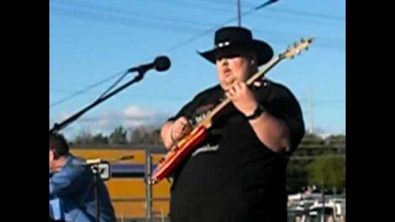 Johnny Hiland slow blues jam-2009 Dallas Guitar Festival