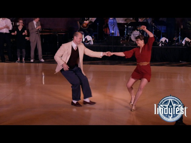 Lindyfest 2014 - Invitational Strictly Lindy Hop Finals