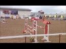 Алигарх чемпион Росси по троеборью CIC 3 конкур