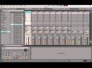 Как сделать инструмент Impulse многоканальным при создании драм партии в Ableton Live