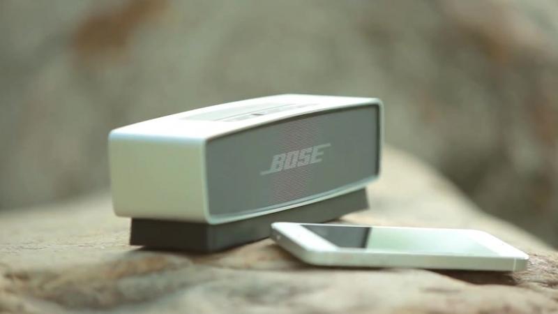 Bose Soundlink Mini - обзор