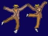 Джордж и Айра Гершвин. Tap dance.