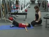 Упражнения для правильной осанки у детей