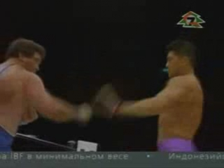 Бушидо 26 - Нобухико Такада - Салман Хасимиков (Бой за титул)
