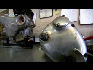Discovery: Гоночный мотоцикл/Cafe Racer 3 сезон 7 серия