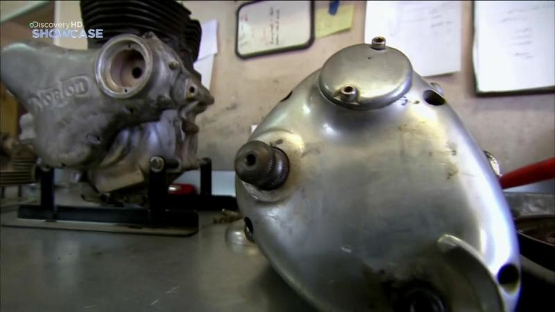 Discovery Гоночный мотоцикл Cafe Racer 3 сезон 7 серия