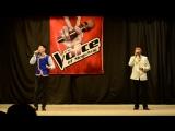 Зандан Базаров и Рабдан Цыденов The Voice of Mogoituy