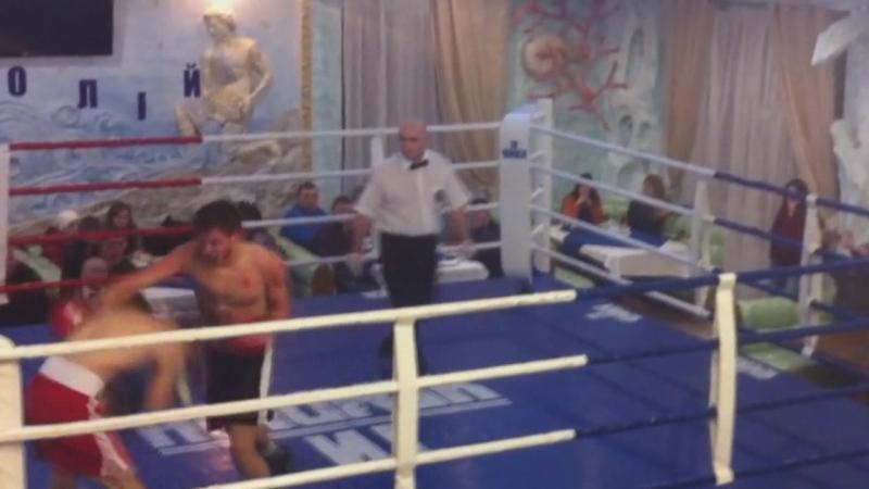 20150924_Боря Домащук Boxing