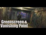Greenscreen &amp Vanishing Point Tutorial