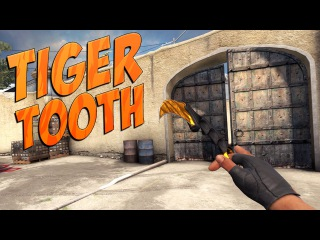 CS:GO - Karambit (Tiger Tooth) Gameplay