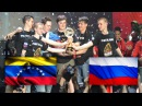 Jugando Con Campeones Rusos Del PBIC 2013/2014 Clan AOEXE SPITFIRE 1