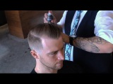 Tapered Skin-Fade Undercut - Hairstyle Similar to David Beckham  Tait Oehler