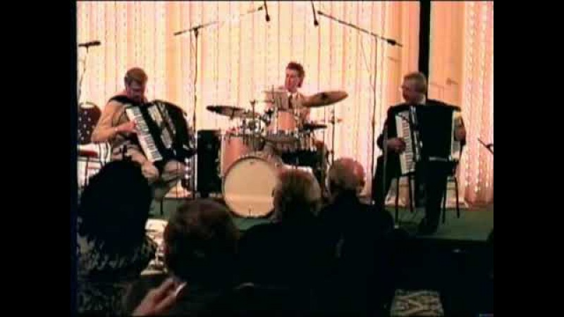 Art VanDamme plays Satin Doll with Tony Dannon in1997