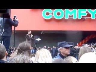 Караоке на майдане/Кондратюк/Кривой Рог/ТК Терра 22.11.2015