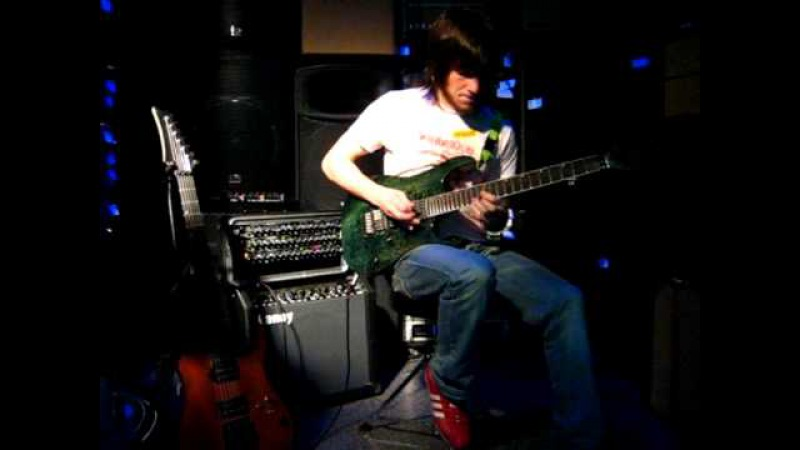 Top Guitar. Ibanez USRG-30, Dave Bunker Custom Shop guitar