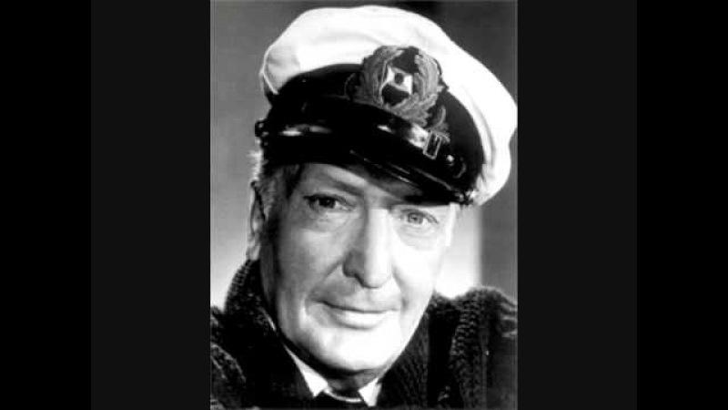Hans Albers Nimm mich mit, Kapitän, auf die Reise