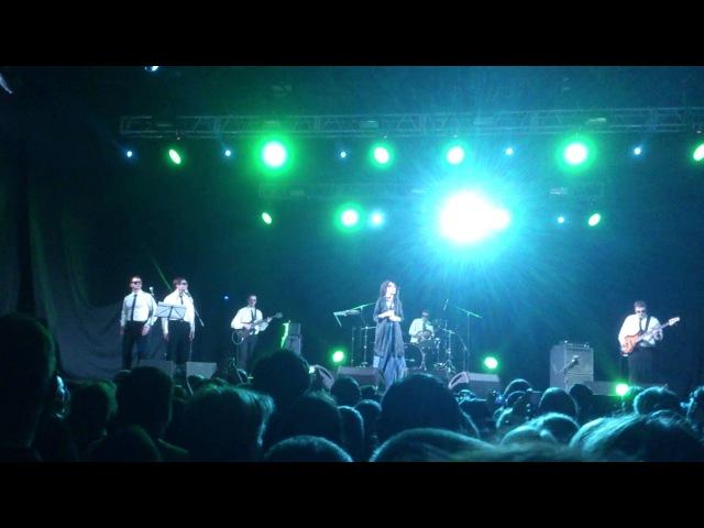 Жанна Агузарова - Мама live Moscow, ray just arena club 2015.05.15