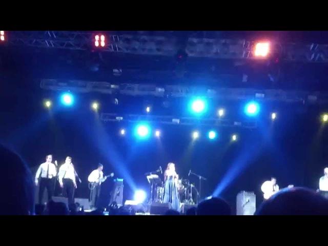 Жанна Агузарова - Один Поцелуй Моряка live Moscow, ray just arena club 2015.05.15