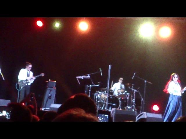 Жанна Агузарова - Будь Со Мной live Moscow, ray just arena club 2015.05.15