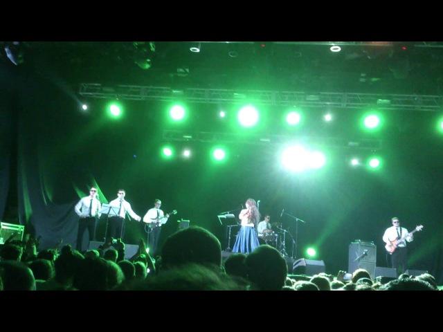 Жанна Агузарова - Ты Мой Любимый live Moscow, ray just arena club 2015.05.15