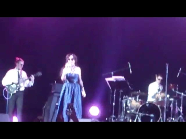 Жанна Агузарова - Мне Хорошо Рядом С Тобой live Moscow, ray just arena club 2015.05.15
