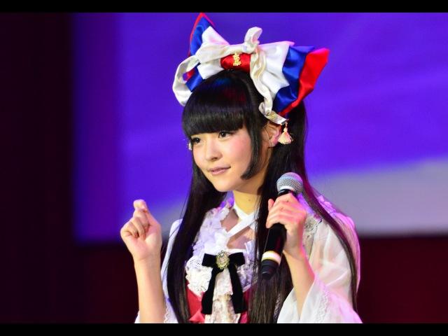 上坂すみれさんコンサート、コスプレ大会など/J-FEST2013の2日目