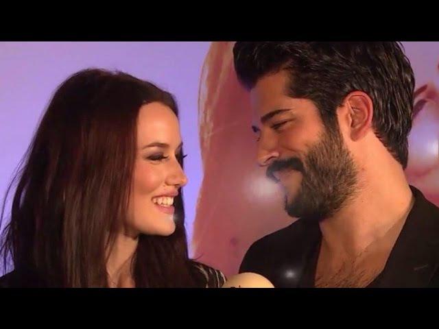 Best of FahBur Moments in Ask Sana Benzer tour HD ❤ Burak Ozcivit Fahriye Evcen