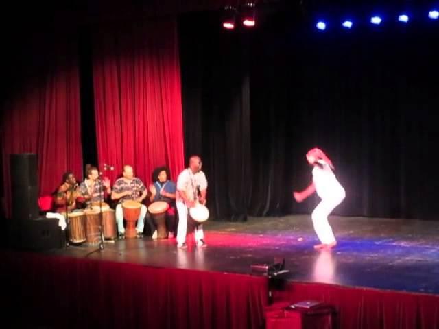 Passo a Frente 2015 Danza Afro