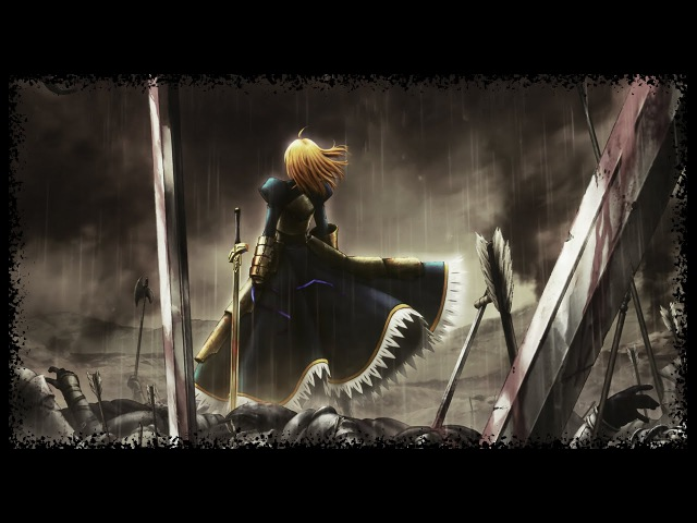 [AMV] Fate Zero - Queen Of Blades - A Tribute to Saber (Sky Productions [J.T. Peterson])