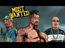 Most Wanted Jazzy B Snoop Dogg Mr Capone E Panasonic Mobile MTV Spoken Word 2