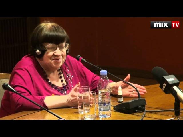 Mix TV: Валерия Новодворская в Сейме Латвии
