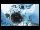 Glacial Castle Speed Painting by Daniel Conway