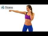 Домашняя кардио-кикбоксинг тренировка для сжигания жира - Интервальная тренировка кардио-кикбоксинг. Cardio Kickboxing Workout to Burn Fat at Home - 25 Minute Kickboxing Cardio Interval Workout