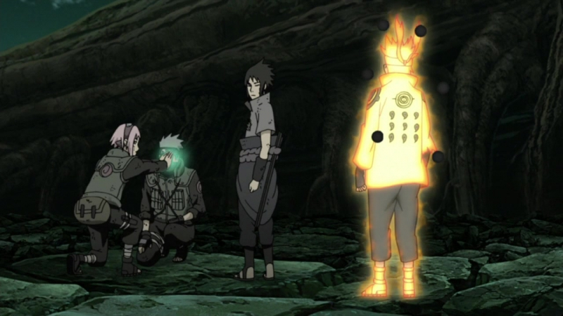 [vk.com/NarutoInMinsk] Naruto Shippuuden 425 / Наруто Шиппуден 425 серия / Наруто 2 сезон [OVERLORDS]