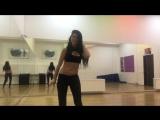 Вся в процессе )))Танец Зажигалка ???Лана Тиграна