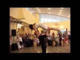 Свадебный танец по мотивам