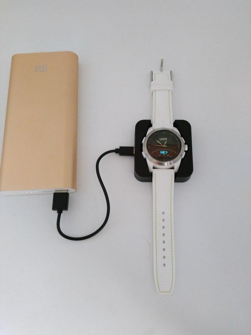 Другие - Китай: Обзор Unik - смартчасы в классическом часовом виде