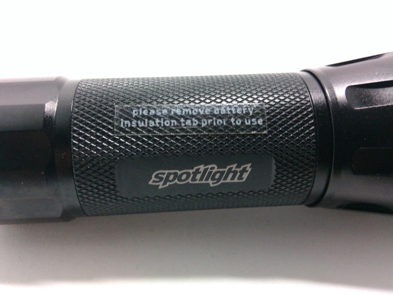 Другие - Китай: Shifter 4.0 - самый мощный фонарик у Spotlight