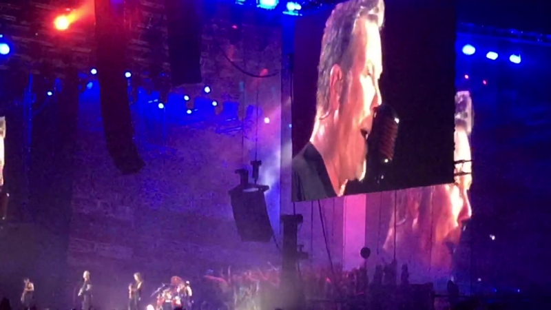 Metallica - Turn the page ( Live at СКК St.Petersburg. August. 2015)