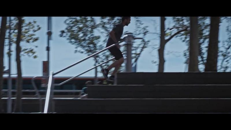 The Push by Evan Kelman - Foot Locker x Asics Real Lives. Real Runners