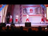 Акробатический Танец...!