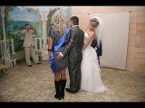 Лучшие свадебные приколы. Оригинальный прикол на свадьбе. Смешное видео