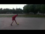 Ржачные приколы Вот как надо играть в футбол!