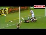 Спортивные приколы! Самые курьёзные и самые смешные моменты в футболе!!!