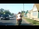Авто-приколы на дорогах россии-Car Humor 2015