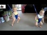 Приколы с детьми. Малыши танцуют.