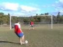 ФУТБОЛ)прикол века в футболе